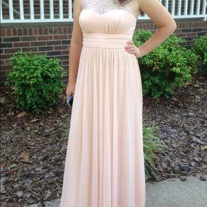 Dresses & Skirts - Pink/blush prom dress